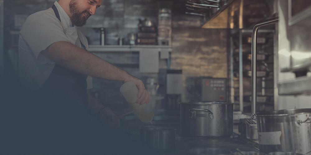 keuken en vaktermen horecahero